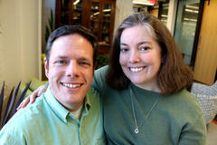 Jeff and Kristin Lamberty